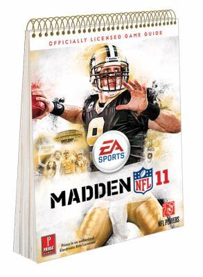 Madden NFL 11 9780307467447