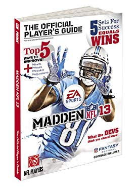 Madden NFL 13: The Official Player's Guide 9780307892157