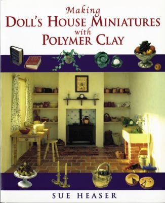 Making Doll House Miniatures with Polymer Clay