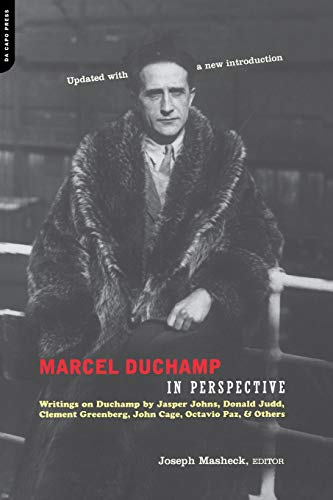 Marcel Duchamp in Perspective 9780306810572
