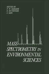 Mass Spectrometry in Environmental Sciences 852597