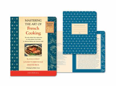 Mastering the Art of French Cooking Journal 9780307381927
