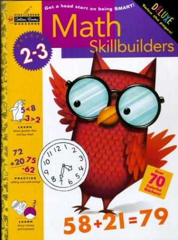 Math Skillbuilders (Grades 2 - 3) 9780307036551