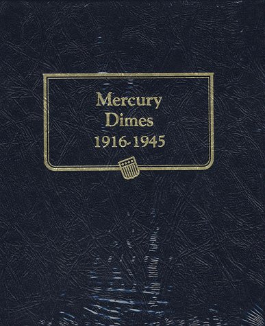 Mercury Dimes 1916-1945 9780307091185