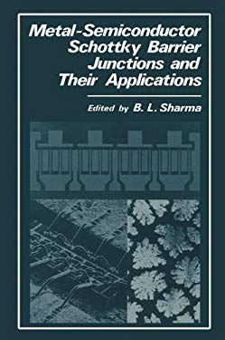 Metal--Semiconductor Schottky Barrier Functions and Their Applications 9780306415210