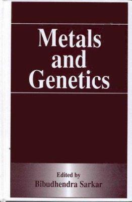 Metals and Genetics 9780306461019