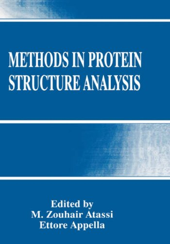 Methods in Protein Structure Analysis 9780306451249
