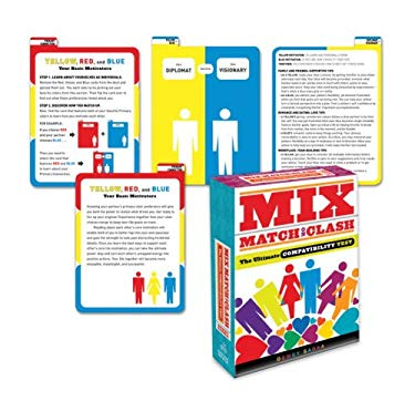 Mix, Match or Clash Deck: The Ultimate Compatibility Test 9780307450869