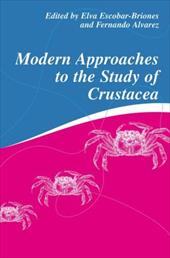 Modern Approaches to the Study of Crustacea 858125