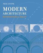 Modern Architecture: Representation & Reality