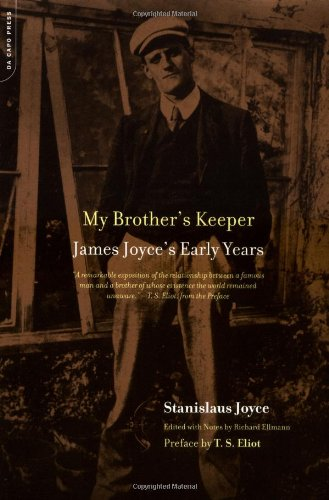 My Brother's Keeper: James Joyce's Early Years 9780306812101