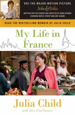 My Life in France 9780307474858