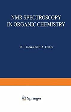 NMR Spectroscopy in Organic Chemistry 9780306304248