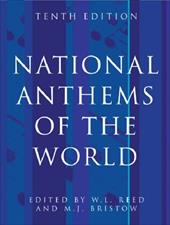 National Anthems of the World, Tenth Edition 848052