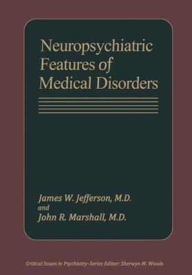 Neuropschiatric Med Disord 9780306406744