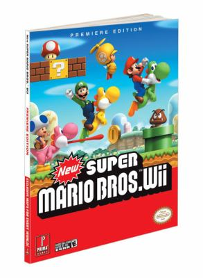 New Super Mario Bros. Wii 9780307465924