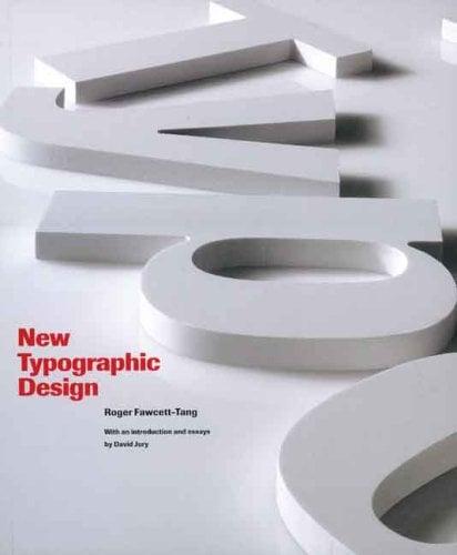New Typographic Design 9780300117752