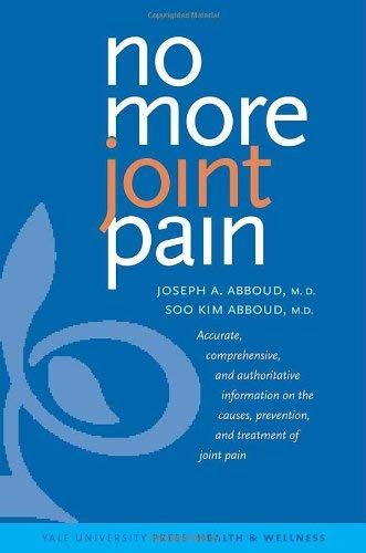 No More Joint Pain 9780300111750