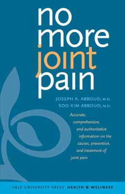 No More Joint Pain 9780300164527