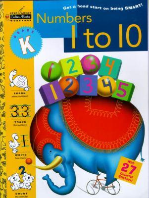 Numbers 1 to 10 (Kindergarten) 9780307235374
