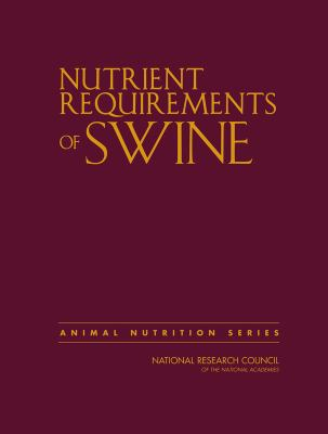 Nutrient Requirements of Swine 9780309224239