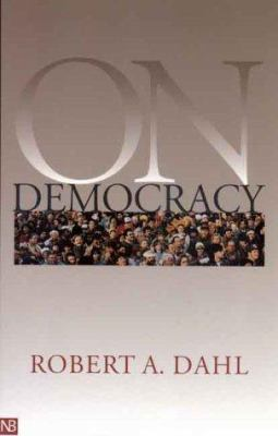 On Democracy 9780300084559