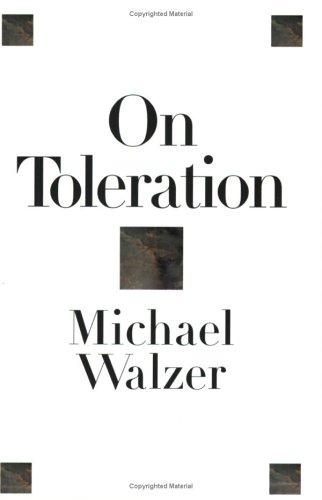 On Toleration 9780300076004