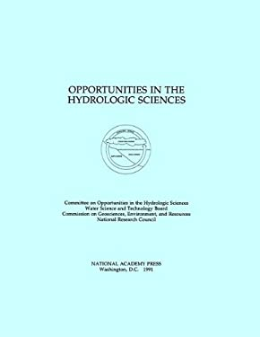 Opportunities in the Hydrologic Sciences 9780309042444