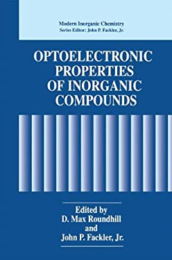 Optoelectronic Properties of Inorganic Compounds 9780306455575