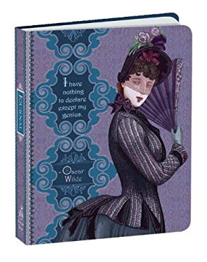 Oscar Wilde Mini Journal 9780307462633