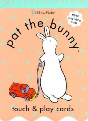 Pat the Bunny Touch and Play Cards 9780307150257