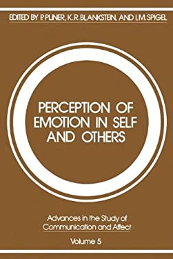 Perception of Emotion in Self and Others 9780306402241
