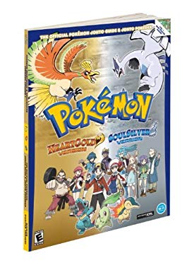 Pokemon Heartgold & Soulsilver: The Official Pokemon Johto Guide & Pokedex [With Poster] 9780307468031