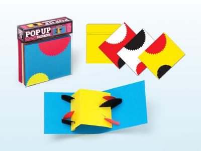 Clicker Pop-Up Note Cards