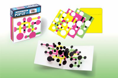 Pop-Up Note Cards (Dots & Spots) 9780307408235