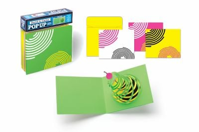 Pop-Up Note Cards (Twister)