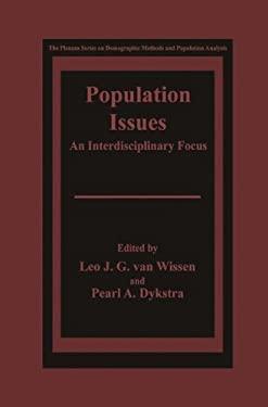 Population Issues: An Interdisciplinary Focus 9780306461965