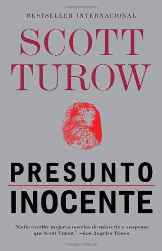 Presunto Inocente = Presumed Innocent 9780307743541