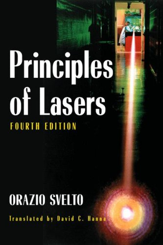 Principles of Lasers 9780306457487