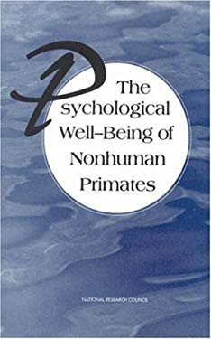 Psychological Well-Being of Nonhuman Primates 9780309052337