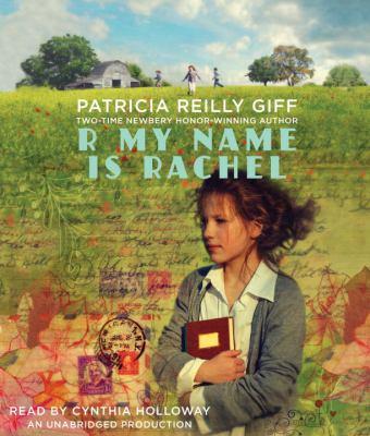 R My Name Is Rachel 9780307941848