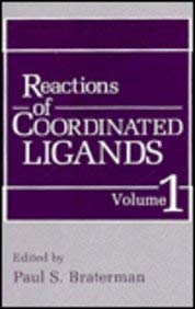 Reactions of Coordinated Ligands 9780306422010