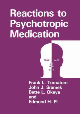 Reactions to Psychotropic Medication 9780306427183