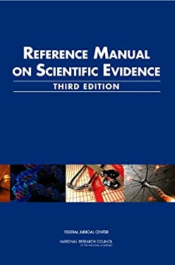 Reference Manual on Scientific Evidence 9780309214216
