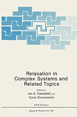 Relaxation in Complex Systems and Related Topics 9780306436000