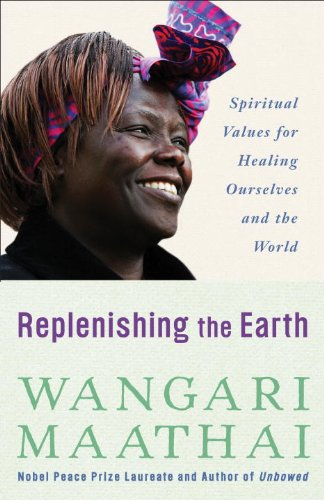 Replenishing the Earth: Spiritual Values for Healing Ourselves and the World 9780307591142