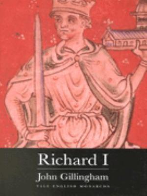 Richard I 9780300079128