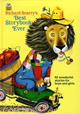 Richard Scarry's Best Story Book Ever 9780307165480