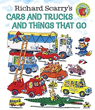 Richard Scarry's Cars and Trucks and Things That Go 9780307157850