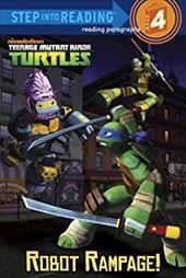 Robot Rampage! (Teenage Mutant Ninja Turtles) 18570444